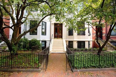 Single Family Home Under Agreement: 296 Marlborough St