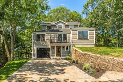 Wellesley Single Family Home For Sale: 24 Kimlo Rd