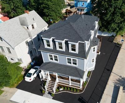 Condo/Townhouse Under Agreement: 44 Mather Street #1
