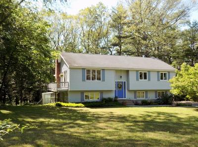Sherborn Single Family Home For Sale: 176 S Main St