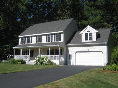 Franklin Single Family Home Under Agreement: 47 Stonehedge Rd