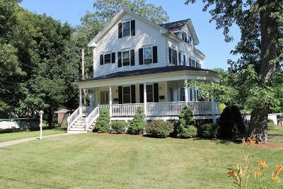 Woburn Rental For Rent: 111 Salem Street #1