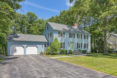 Reading MA Single Family Home For Sale: $815,000