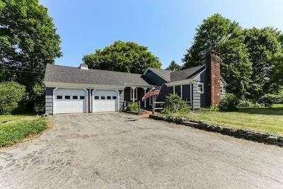 Norton Single Family Home For Sale: 191 E Main Street