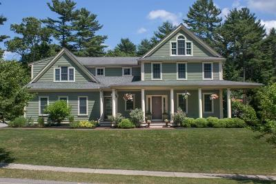 Duxbury Single Family Home For Sale: 5 Deer Run
