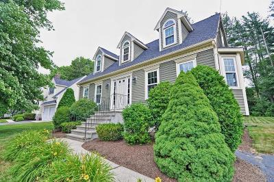 Franklin Single Family Home For Sale: 79 Oxford Dr
