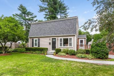 Abington Single Family Home Contingent: 57 Thicket St