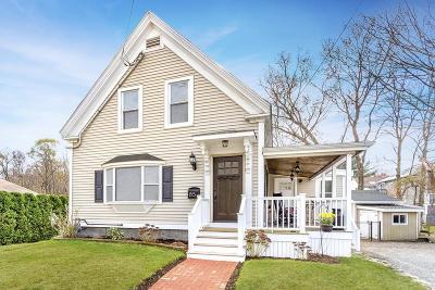 Avon Single Family Home Under Agreement: 85 E High Street