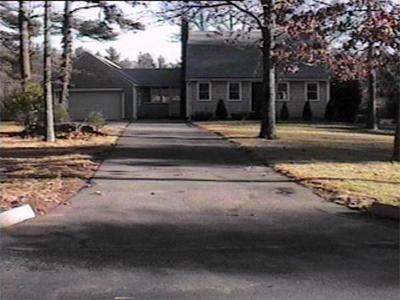 Middleboro Single Family Home Contingent: 75 Tispaquin St