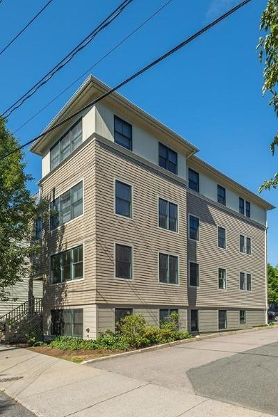 Brookline Condo/Townhouse Under Agreement: 101 Franklin St #1