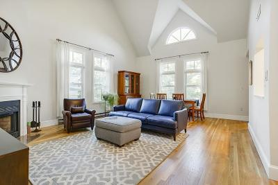 Brookline MA Condo/Townhouse For Sale: $1,249,000