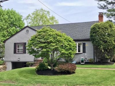 Waltham Single Family Home Contingent: 31 Smith Street