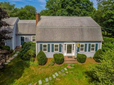 East Bridgewater Single Family Home For Sale: 116 East St