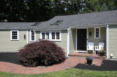 Scituate Single Family Home Contingent: 26 Lawson Terrace