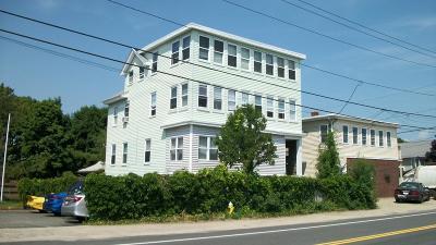 Hull Multi Family Home For Sale: 699 Nantasket Ave