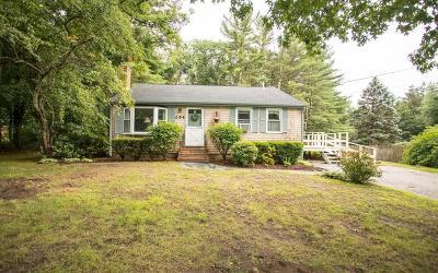 Bridgewater Single Family Home Contingent: 294 Flagg St.