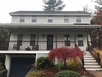 Marlborough Single Family Home For Sale: 95 Settlers Ln #95