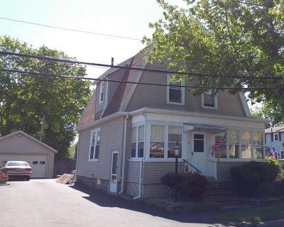 Saugus MA Single Family Home For Sale: $469,900
