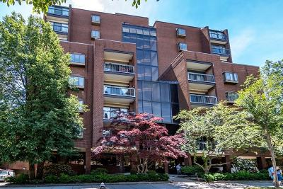 Brookline MA Condo/Townhouse For Sale: $930,000