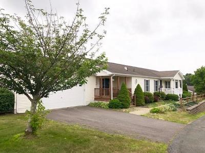 Middleboro Single Family Home Under Agreement: 2406 Green Street #Oak Poin
