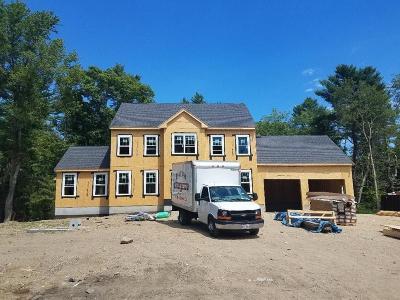 Raynham Single Family Home Under Agreement: Lot 2 Pine St