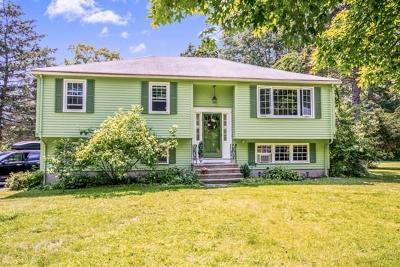Concord Single Family Home Contingent: 104 Philip Farm Rd