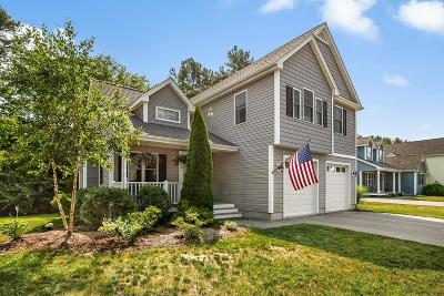 Rockland Single Family Home For Sale: 4 Saw Mill Ln