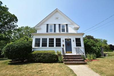 Mansfield Multi Family Home For Sale: 128 Pratt Street