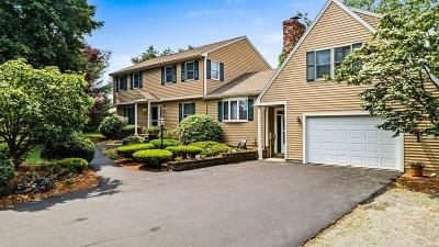 Danvers Single Family Home Sold: 12 Hussey Ave