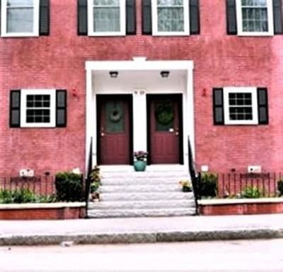 Lowell Condo/Townhouse Contingent: 900 Lawrence Street #6
