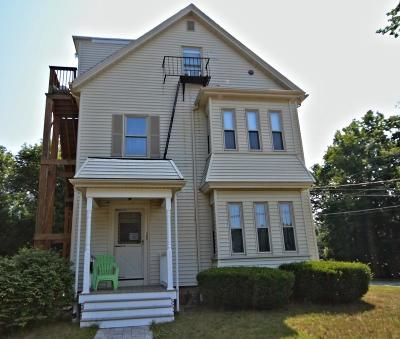 Whitman Multi Family Home For Sale: 145 Alden St