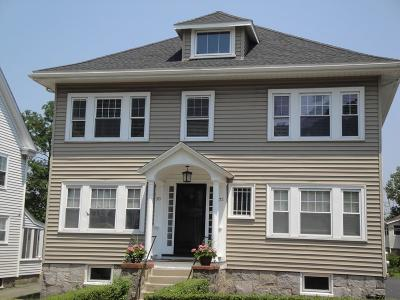 Condo/Townhouse Under Agreement: 20-22 Mapleton Street #22