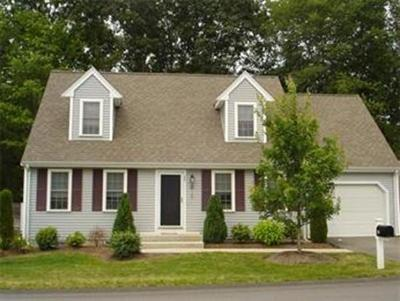 Stoughton Condo/Townhouse Under Agreement: 29 Brewster Rd. #29