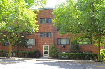 Brookline Condo/Townhouse Under Agreement: 205 Kent Street #35