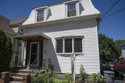Somerville Single Family Home For Sale: 67 Albion St