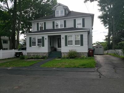 Lowell Rental For Rent: 128 Fremont #128