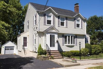 Peabody Single Family Home Contingent: 20 Martinack Ave