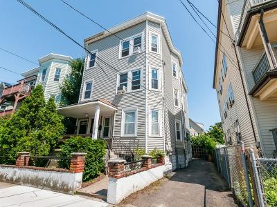 Somerville Multi Family Home Under Agreement: 66-68 Cameron Avenue