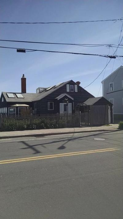 Marshfield Single Family Home Price Changed: 500 Ocean St