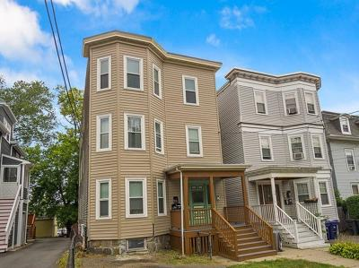 Condo/Townhouse Under Agreement: 72 Dix #2