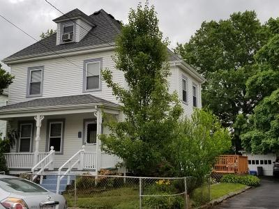 Quincy Single Family Home For Sale: 72 Federal Ave