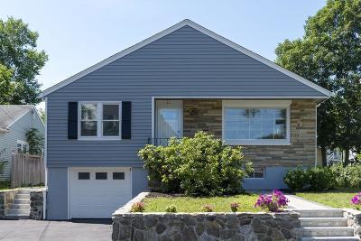 Belmont Single Family Home Contingent: 8 Merrill Avenue