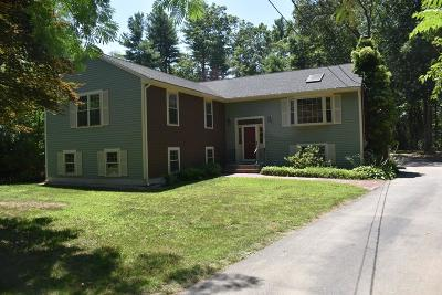 East Bridgewater Single Family Home For Sale: 1037 Plymouth Street