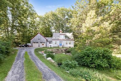 Maynard Single Family Home Under Agreement: 41 Fairfield St