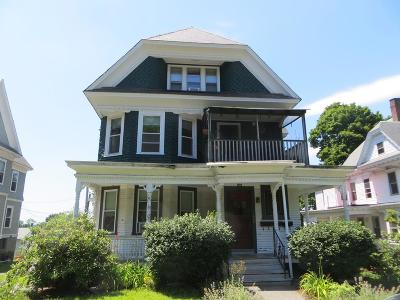 Lowell Rental Under Agreement: 511 High Street #2