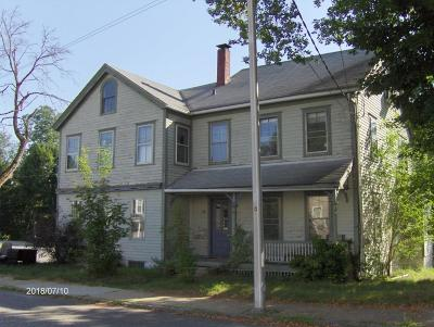 Palmer Single Family Home For Sale: 34 Commercial St