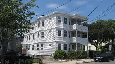 Cambridge Multi Family Home For Sale: 153-155 Sherman Street