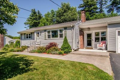 Franklin Single Family Home Contingent: 6 Joval Ct
