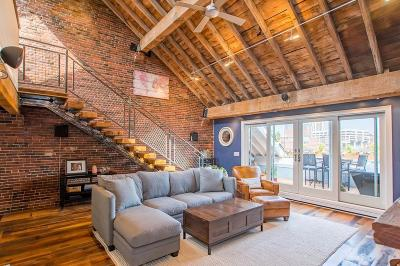 Condo/Townhouse For Sale: 57-63 Fulton St #12