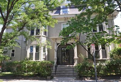 Cambridge Condo/Townhouse For Sale: 308 Brookline St #1